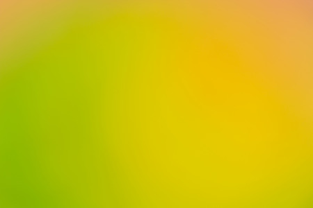 input: Yellow and green abstract natural background Used for text input Stock Photo