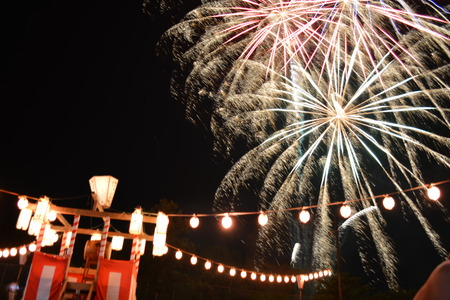 fire works: fire works
