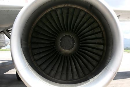 turbofan: airplane wing turbo fan