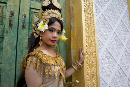reap: Apsara Dancer beautiful supernatural female in asian mythology