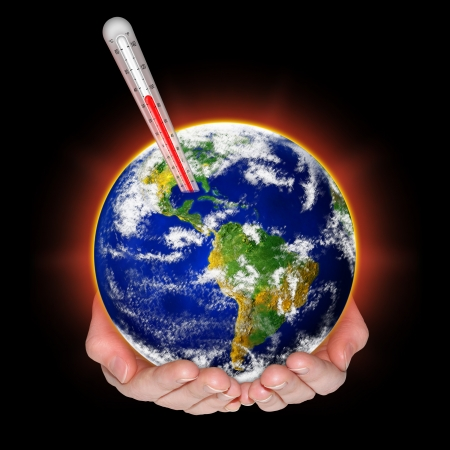global warming Stock Photo - 9327851