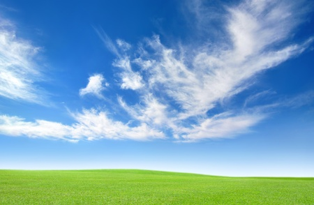 Fresh country air, blue skies, and open space