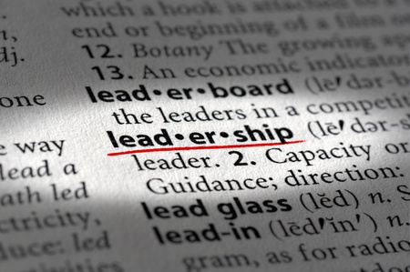 phonetic: Leadership text highlighted