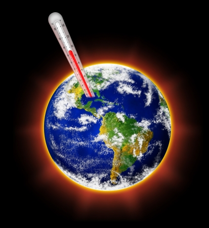 greenhouse gas: Global warming