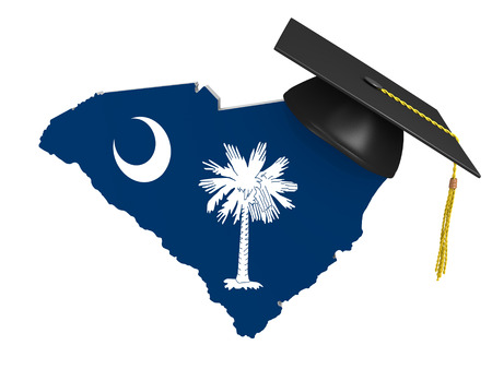 south carolina: South Carolina state college and university education