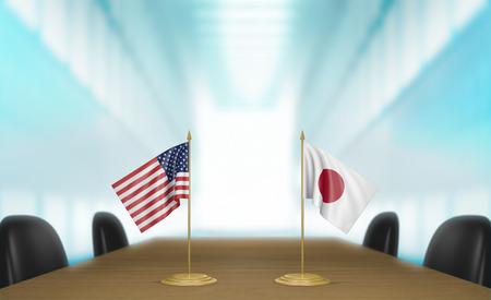 conversaciones: Estados Unidos y Japón Transpacífico de Asociación conversaciones acuerdo comercial