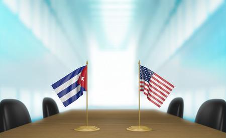 conversaciones: Estados Unidos y Cuba conversaciones acuerdo comercial econ�mica