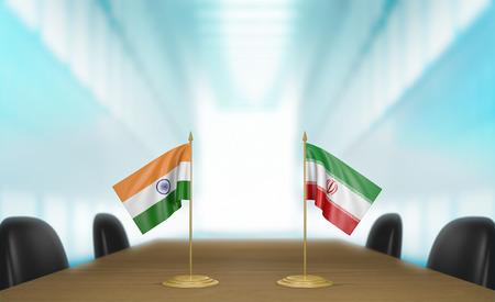 conversaciones: Relaciones de India e Irán y charlas acuerdo comercial