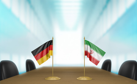 talks: Germany and Iran relations and trade deal talks