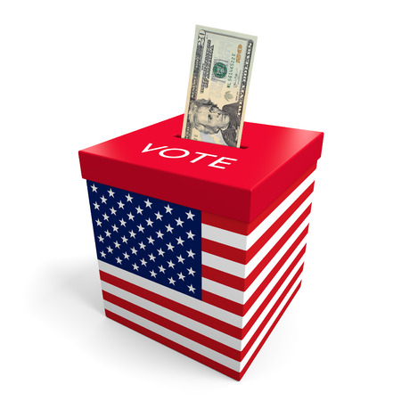 campaigning: Corruption and big money lobbying in American election politics