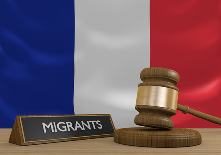 illegal immigrant: France and the Syrian migrant crisis in Europe