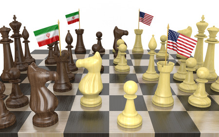 race relations: Iran and United States foreign policy strategy and power struggle