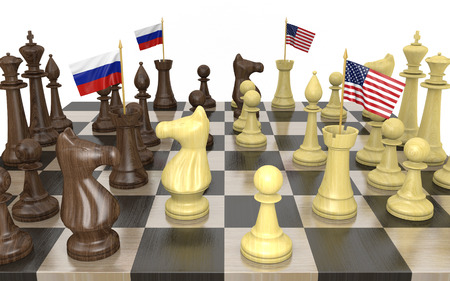 race relations: Russia and United States foreign policy strategy and power struggle