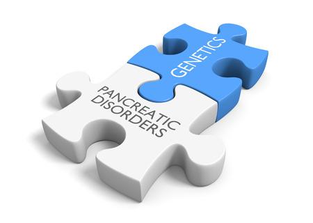 pancreatic: Link between genetics and pancreatic disorders