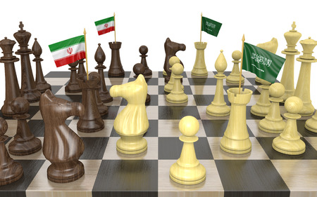 struggle: Iran and Saudi Arabia foreign policy strategy and power struggle