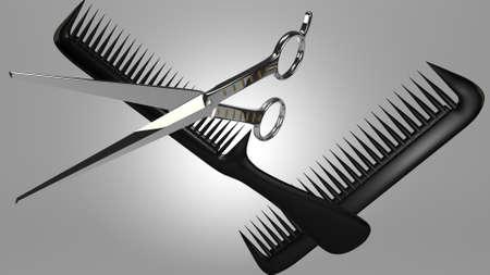 Hairdresser Stock Photo - 15935155