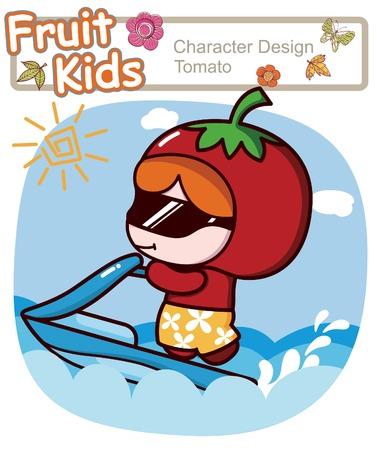 Summer Active Child