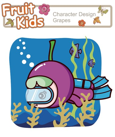 Active Child Diving