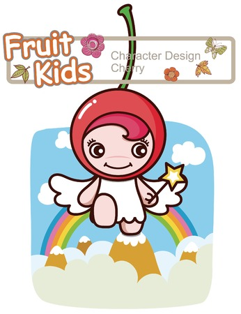 Active Kid 6 ------ Rainbow Fairy