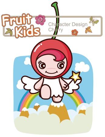 Active Kid 6 ------ Rainbow Fairy
