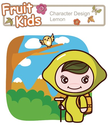 Active Kid 5 ------ Hiking