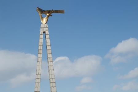 The monument Stock Photo - 18538164