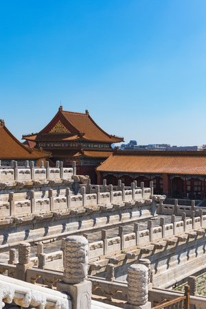 The Imperial Palace, Beijing, China Editorial
