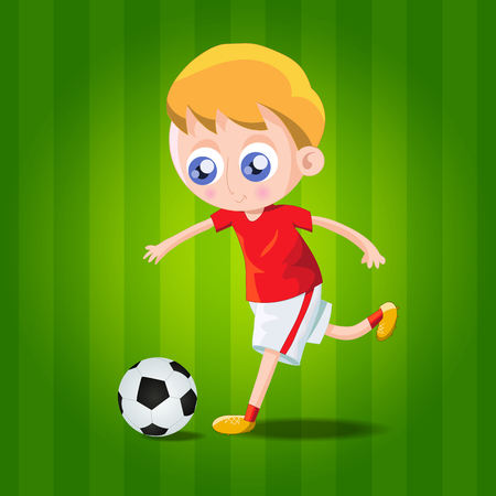 footballer: footballer playing soccer