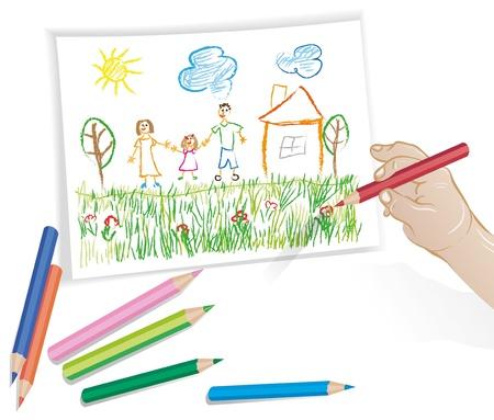 child s: child s drawing