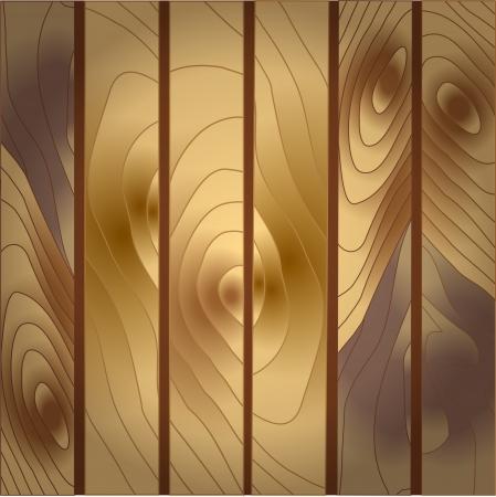 шпон: текстуру древесины. Иллюстрация