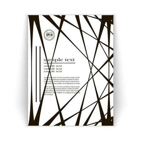 spacious: vector spacious abstract concept background
