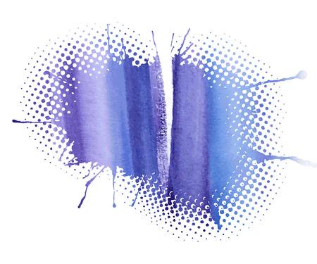 blue grunge background: abstract blue grunge background Illustration