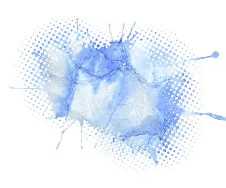 Aquarel vector achtergrond Stockfoto - 41815955