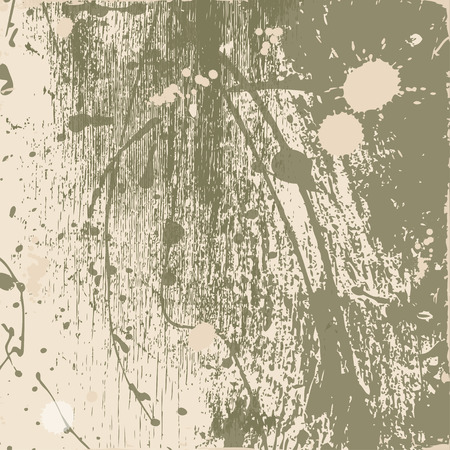 scraping: abstract vector an antique texture with scratches, stains and scuffs