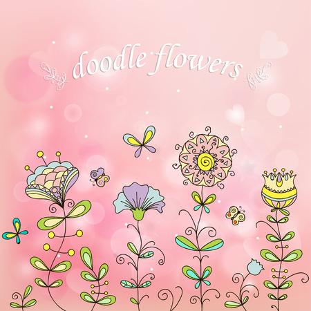 congratulatory: Cartoon congratulatory card .vector illustration