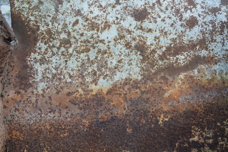 rusted: Rusted metal texture Stock Photo