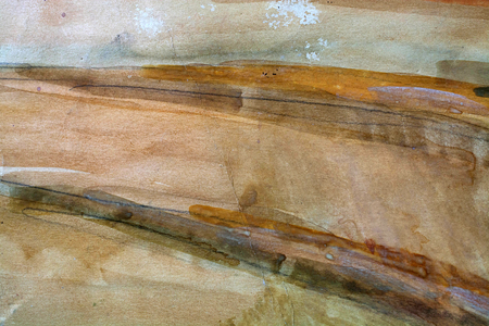 horizontal: horizontal brown watercolor background
