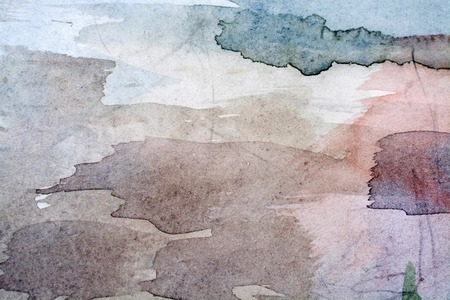 unrepeatable: abstract watercolor color natural canvas background.