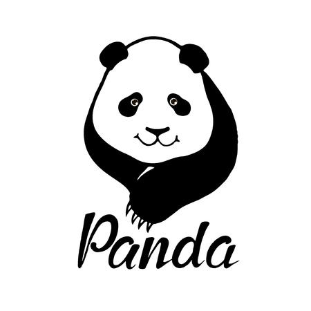 Linda cara de panda