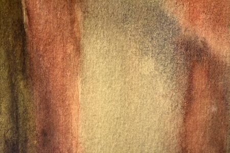 multicolored watercolor painted background texture