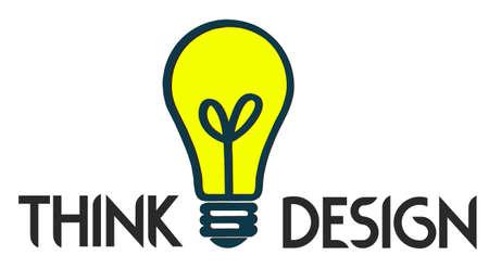 Think mobile responsive design banner