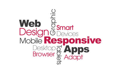 html: html responsive web design word puzzle banner