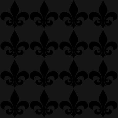 背景のウェブサイトの背景に適した花のシームレスなフルール ・ ド ・ リス 写真素材 - 56007021