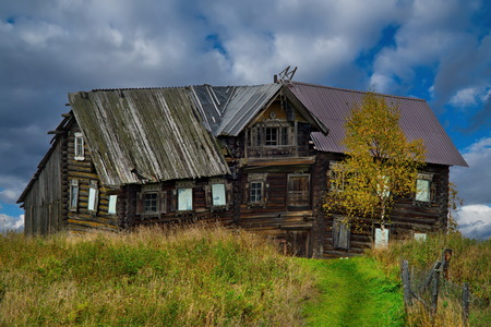 Republic of Karelia. Centuries-old home of the Russian heartland