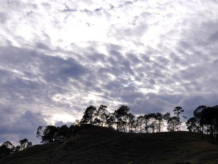 beautiful clouds in the sky Zdjęcie Seryjne - 150127290
