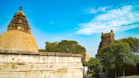 lord vishnu: Hampi - Hospet - Karnataka  -  Temples of Lord Vishnu