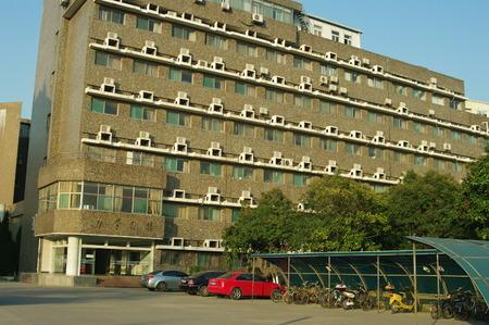 building external: External of building