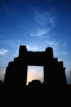 ayuthaya: forenoon the ancient remains in ayuthaya