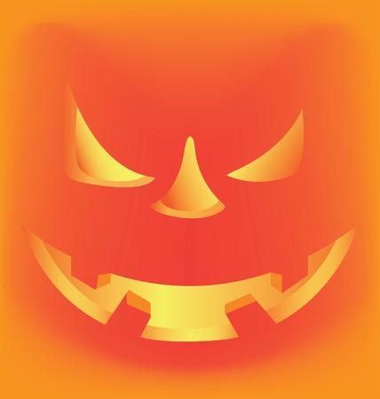 dickens: vector Halloween Pumpkin