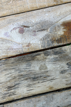 boardshorts: Old wooden planks pale tiles diagonally